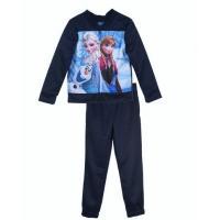 Tepláková súprava Frozen , Barva - Tmavo modrá , Velikost - 116