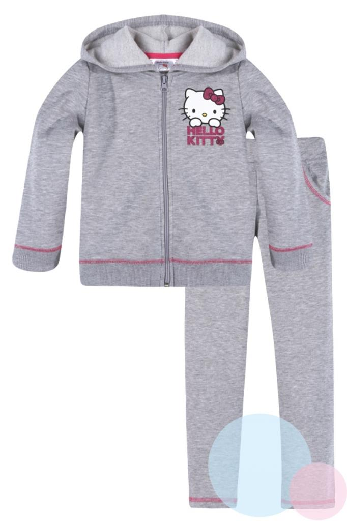 712070fd2 detská tepláková súprava Hello Kitty , Barva - Šedá , Velikost - 98 ...