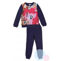 Tepláková souprava My Little Pony , Barva - Tmavo modrá , Velikost - 104