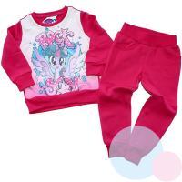 Tepláková súprava My Little Pony , Velikost - 98 , Barva - Malinová