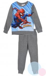 Tepláková súprava Spiderman , Barva - Šedá