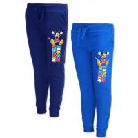 Tepláky Mikey Disney , Barva - Tmavo modrá , Velikost - 116