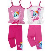 Tielko a legíny My Little Pony , Barva - Bílo-růžová , Velikost - 98