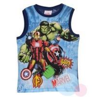 Tielko Avengers , Velikost - 104 , Barva - Tmavo modrá