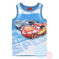TÍLKO CARS Disney , Velikost - 128 , Barva - Světlo modrá