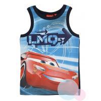 TÍLKO CARS Disney , Velikost - 128 , Barva - Tmavo modrá
