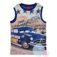 Tielko Cars - Hudson , Velikost - 98 , Barva - Tmavo modrá