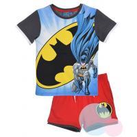 Tričko a kraťasy Batman , Barva - Antracitová , Velikost - 98