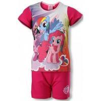 Tričko a kraťasy My Little Pony , Barva - Ružová , Velikost - 92