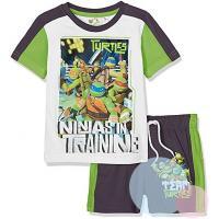 Tričko a kraťasy Korytnačky Ninja , Barva - Zelená , Velikost - 98