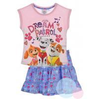 Tričko a sukňa Paw Patrol , Barva - Ružová , Velikost - 98
