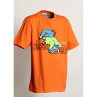 Tričko ACTION , Velikost - 146 , Barva - Oranžová
