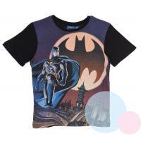 Tričko Batman , Velikost - 98 , Barva - Čierna
