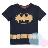 Tričko Batman , Velikost - 98 , Barva - Tmavo modrá