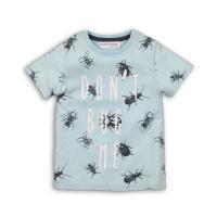 Tričko Chrobáčiky , Velikost - 80 , Barva - Modrá