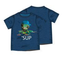 Tričko Chameleon , Velikost - 80 , Barva - Modrá