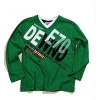 Tričko - dľhý rukáv , Velikost - 152 , Barva - Zelená