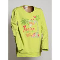 Tričko FASION , Velikost - 140 , Barva - Zelená