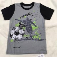 Tričko Futbal , Velikost - 152 , Barva - Šedá