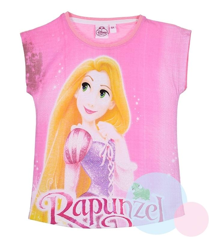 50ea7185d5b0 Detské triko Princezna Locika