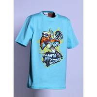Tričko MOTO CROSS , Velikost - 140 , Barva - Světlo modrá