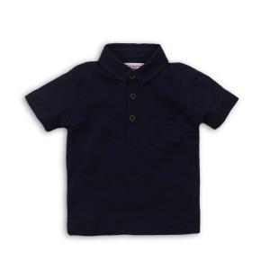 Tričko  Polo , Velikost - 86 , Barva - Modrá