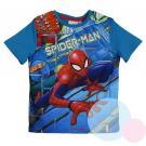 Tričko Spiderman , Barva - Modrá , Velikost - 128