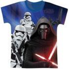Tričko Star Wars , Barva - Modrá , Velikost - 116