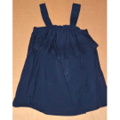 Tričko TOP dievčenské , Velikost - 104 , Barva - Tmavo modrá