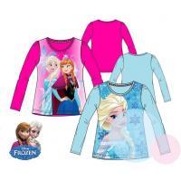 Triko Frozen , Barva - Malinová , Velikost - 104