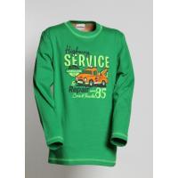 Triko Service , Velikost - 122 , Barva - Zelená