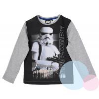 Tričko Stormtrooper , Velikost - 104 , Barva - Šedá