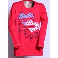 Tunika LOVE , Velikost - 146 , Barva - Ružová
