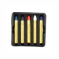 Tužky obličejové 5ks , Barva - Barevná