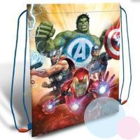 Pytlík na přezůvky Avengers , Barva - Barevná