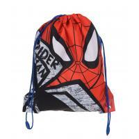 Vrecúško na prezúvky Spiderman , Barva - Barevná