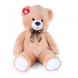 Velký plyšový medvěd Ben 90 cm , Barva - Béžová