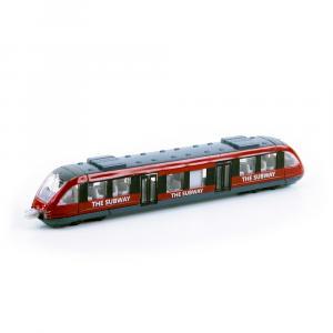 Vlak moderný kov , Barva - Barevná