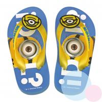 ŽABKY MIMONI , Velikost boty - 34 , Barva - Modro-žltá