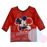 Zástera Mickey , Barva - Červená , Velikost - 92/98