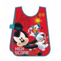 Zástera na maľovanie Mickey , Barva - Červená , Velikost - Uni