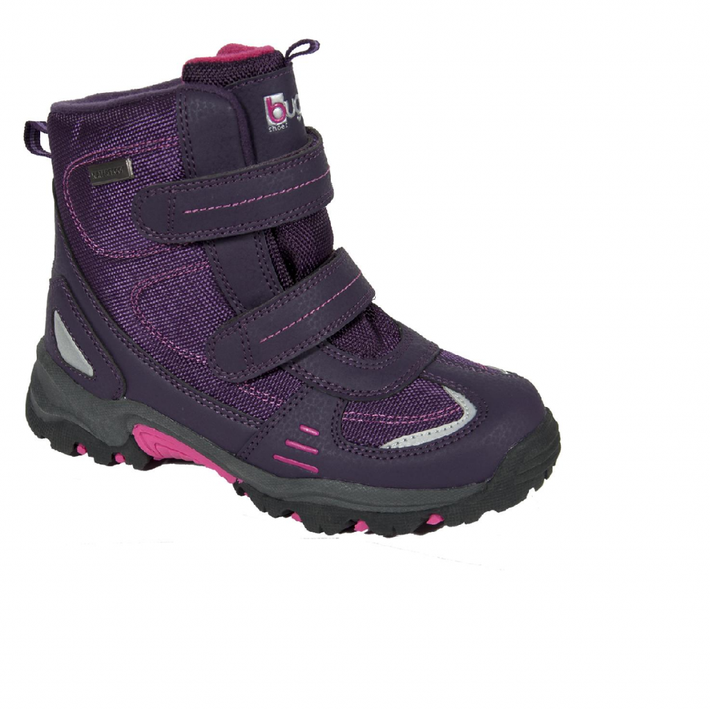 0a3c7695a32ec Detské zimné topánky , Barva - Fialová , Velikost boty - 29, Bugga ...