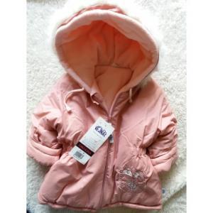 Zimná bunda Aida , Velikost - 110 , Barva - Staroružová