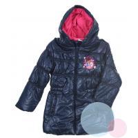 Zimná bunda Doktorka Plyšáková , Velikost - 98 , Barva - Tmavo modrá