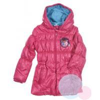 Zimná bunda Doktorka Plyšáková , Velikost - 98 , Barva - Malinová