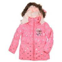 Zimná bunda Frozen , Velikost - 104 , Barva - Ružová