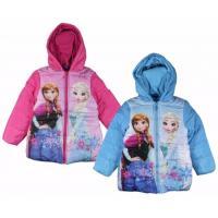 Zimná bunda Frozen , Velikost - 98 , Barva - Modrá