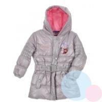 Zimná bunda Frozen , Velikost - 110 , Barva - Strieborná