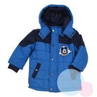 Zimná bunda Mickey , Velikost - 68 , Barva - Modrá