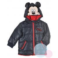Zimná bunda Mickey baby , Velikost - 68 , Barva - Antracitová